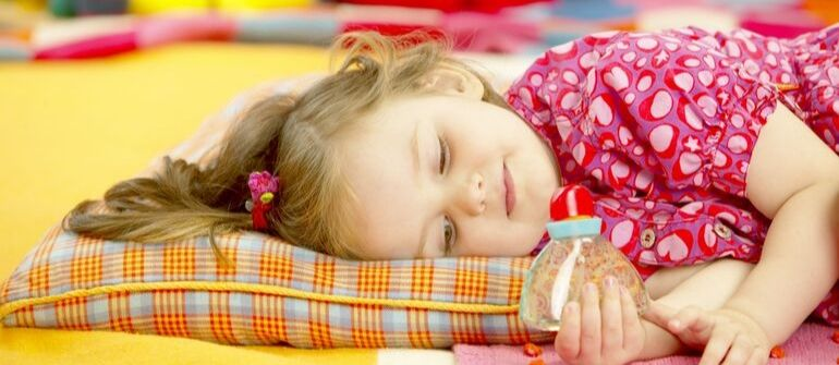 5 Steps to Dropping Your Toddlers Naps