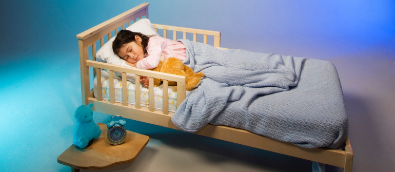 Crib to Toddler Bed