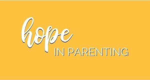 Hope in Parenting Classes