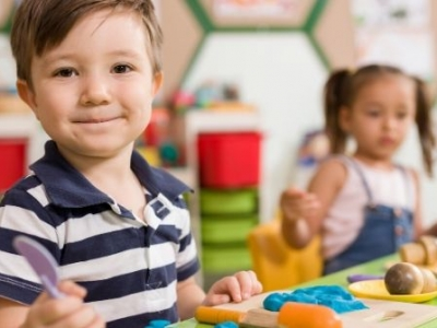 Self-Care Preschool Age