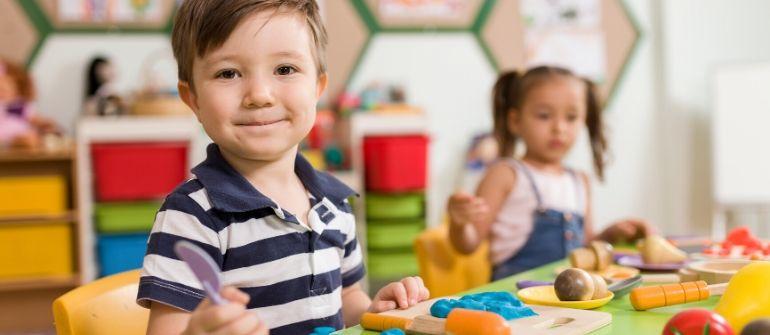 Self-Care Preschool Age
