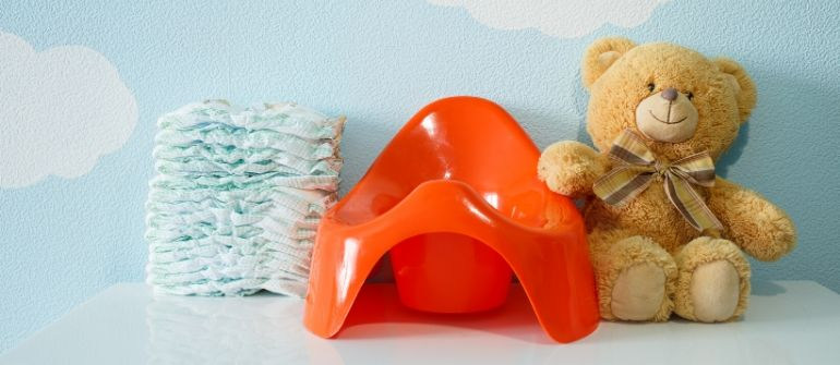 Potty Training Tips & Tricks