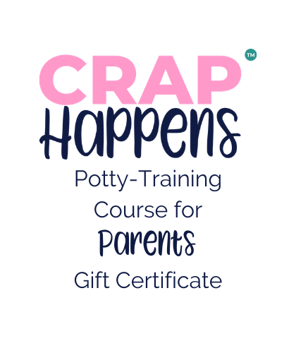 Crap Happens Potty Training Course for Parents