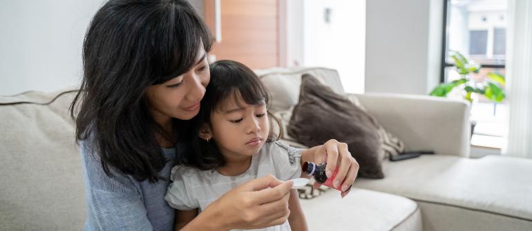 Ten tips to help your kiddo successfullytake medication