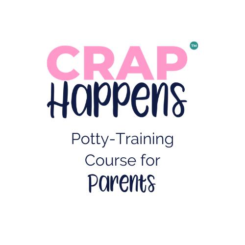 Crap Happens Potty Training Course for Parents