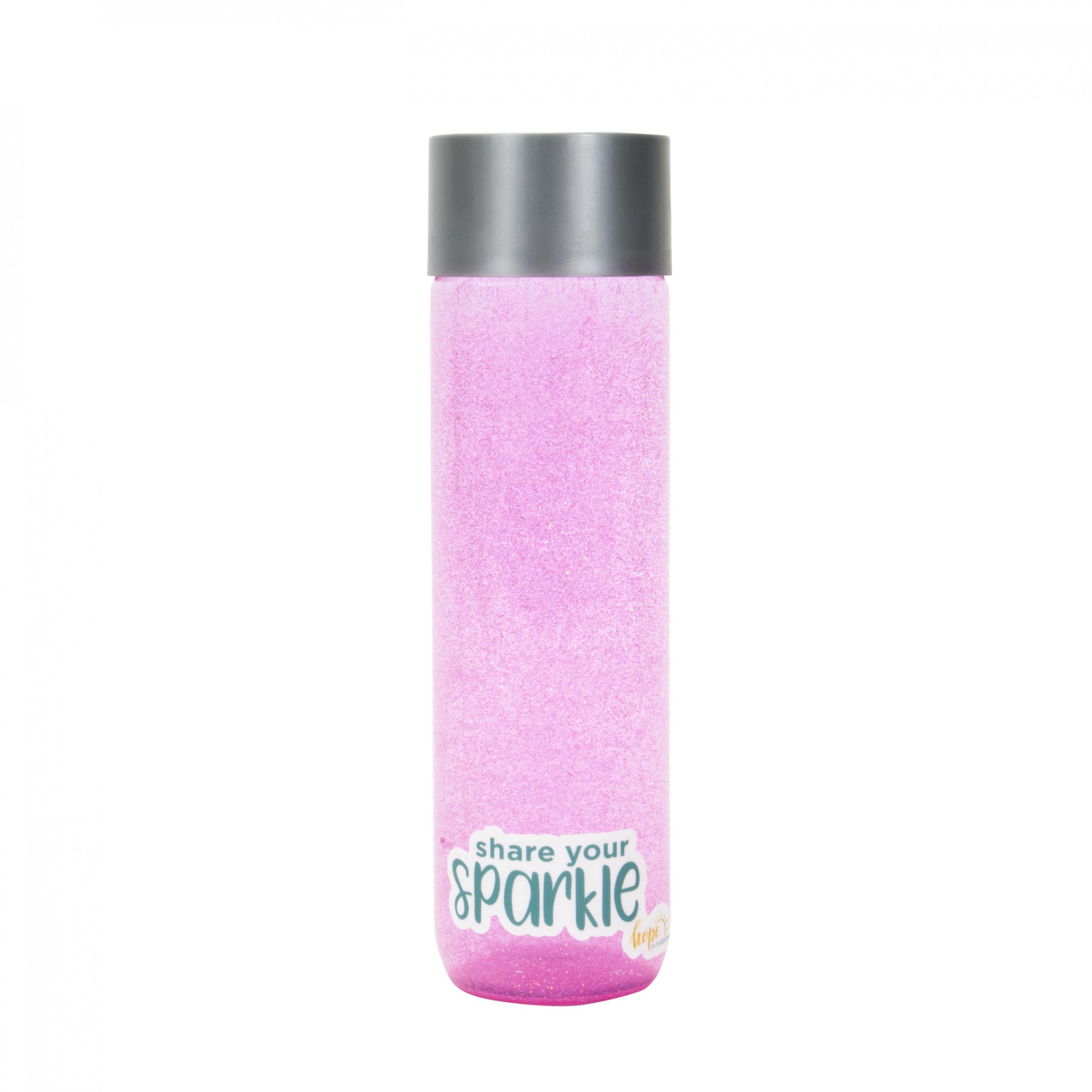 Share Your Sparkle Glitter Jar
