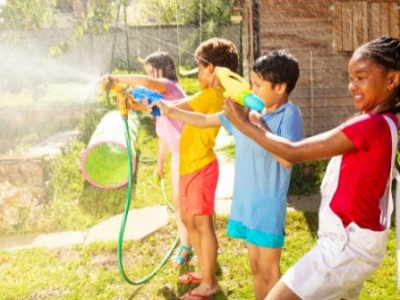 Safety Tips and Summer Fun